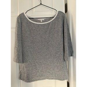 Victoria secret grey top